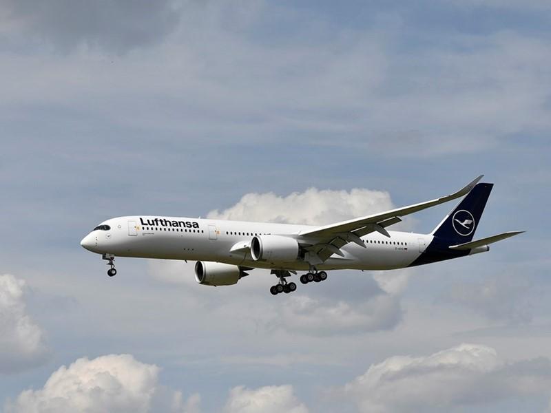 Lufthansa Group baut Angebot mit Juni-Flugplan deutlich aus