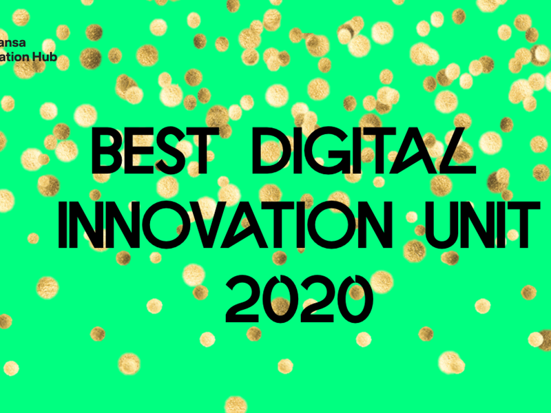 Lufthansa Group has the best innovation teams in Germany
