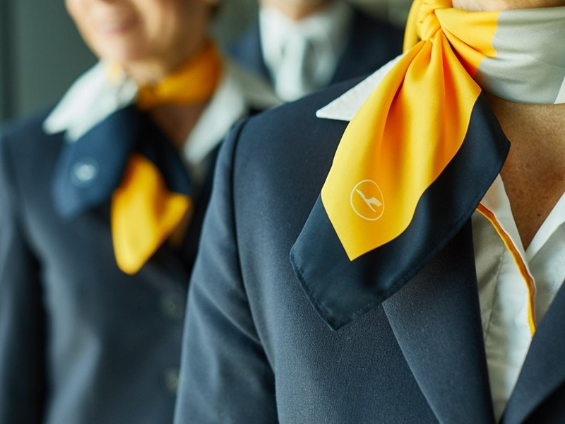 Lufthansa and Independent Flight Attendants Union UFO agree on crisis package