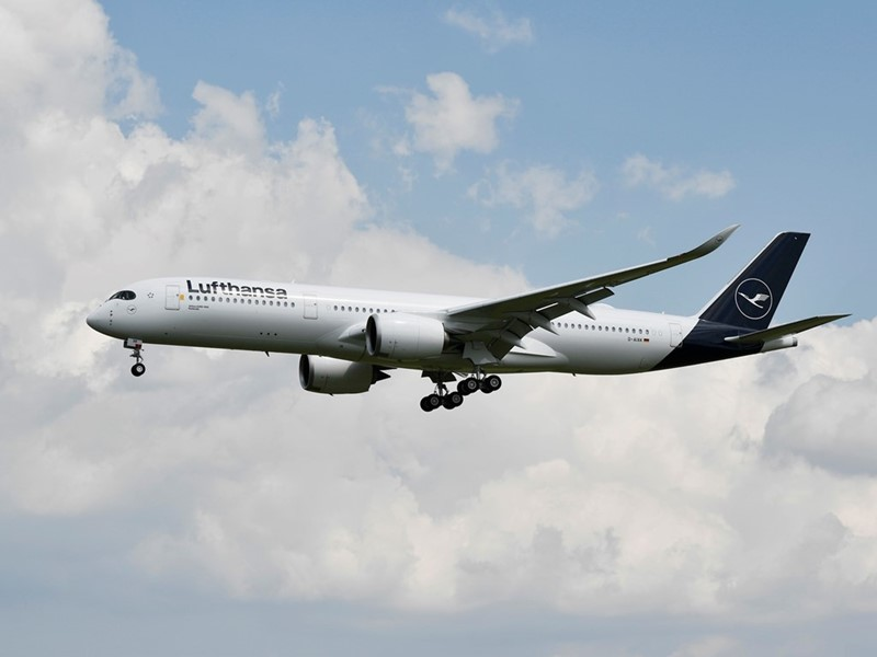 Lufthansa Group: 50 percent of the fleet back in the air