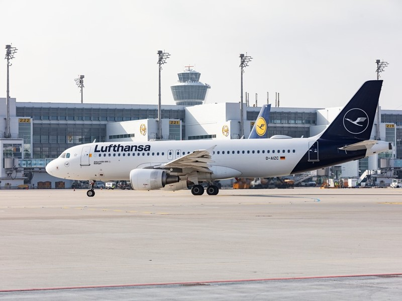 More destinations available from Munich throughout all of Europe