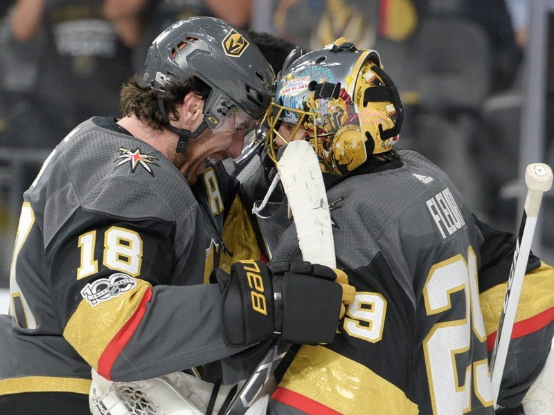 Vegas Golden Knights Make History with Big Win at Emotional Home Opener