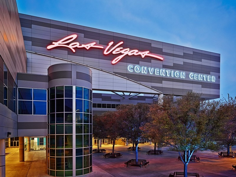 Design Competition for Las Vegas Convention Center District Expansion Held Today at Las Vegas Convention Center