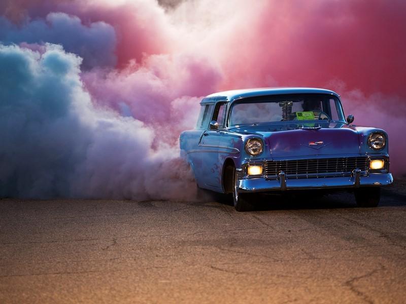 Mesquite Motor Mania Draws Record Crowd for Nostalgic Car Show