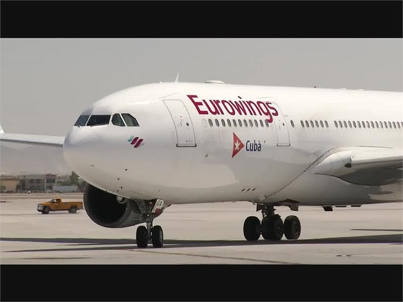Eurowings Airline Launches New Nonstop Service from Munich, Germany to Las Vegas