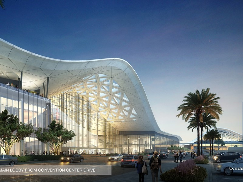 Construction Set to Begin on Highly Anticipated Las Vegas Convention Center Expansion