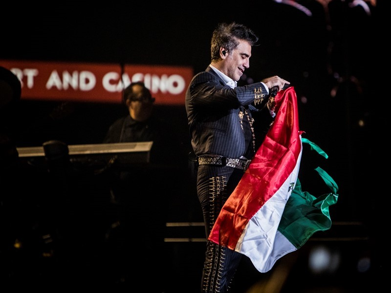 Mexican Independence Day Brings World-Class Latin Performers and Sports to Las Vegas
