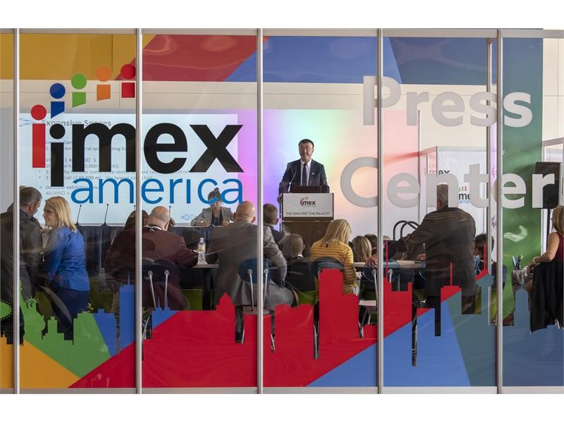 IMEX America Continues Setting Records in Las Vegas