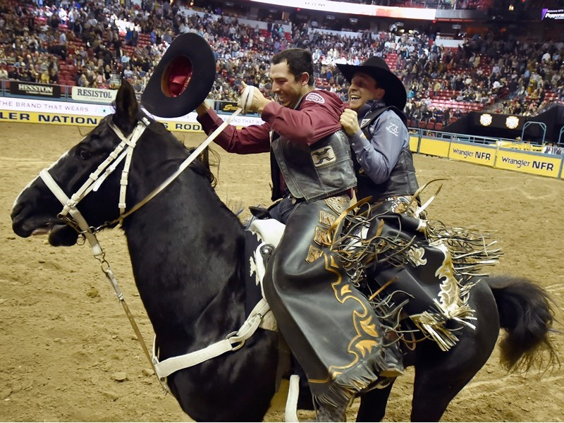 Wrangler National Finals Rodeo in Las Vegas