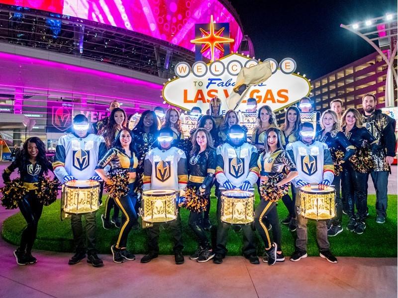 Ultimate Vegas Sports Weekend Kicks Off With Downtown Las Vegas Fan Fest