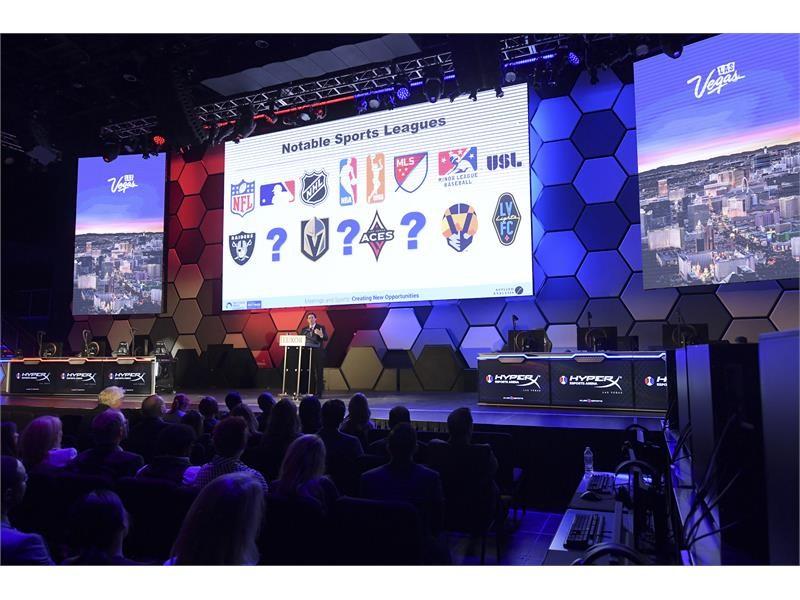Las Vegas Celebrates Global Meetings Industry Day 2019
