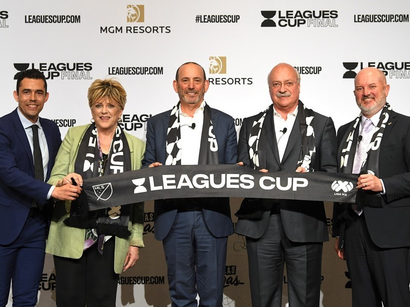 Leagues Cup Final To Be Played in the City of Las Vegas