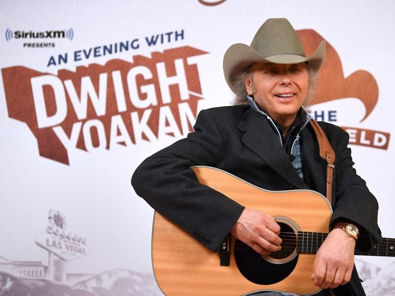 Dwight Yoakam Announces Concert Dates at the Wynn Las Vegas