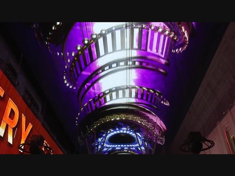 Fremont Street Experience Unveils New Viva Vision Screens in Las Vegas