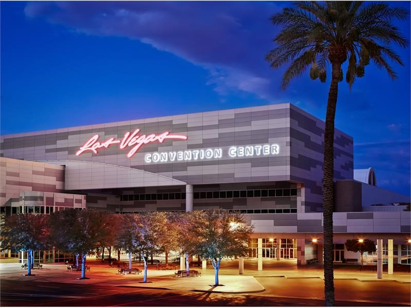 Centerplate, the Las Vegas Convention Center's Exclusive Food and Beverage Partner, Donates Food to