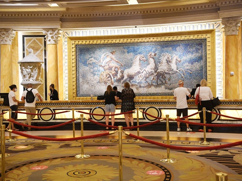 Las Vegas Welcomes Guests Back June 4