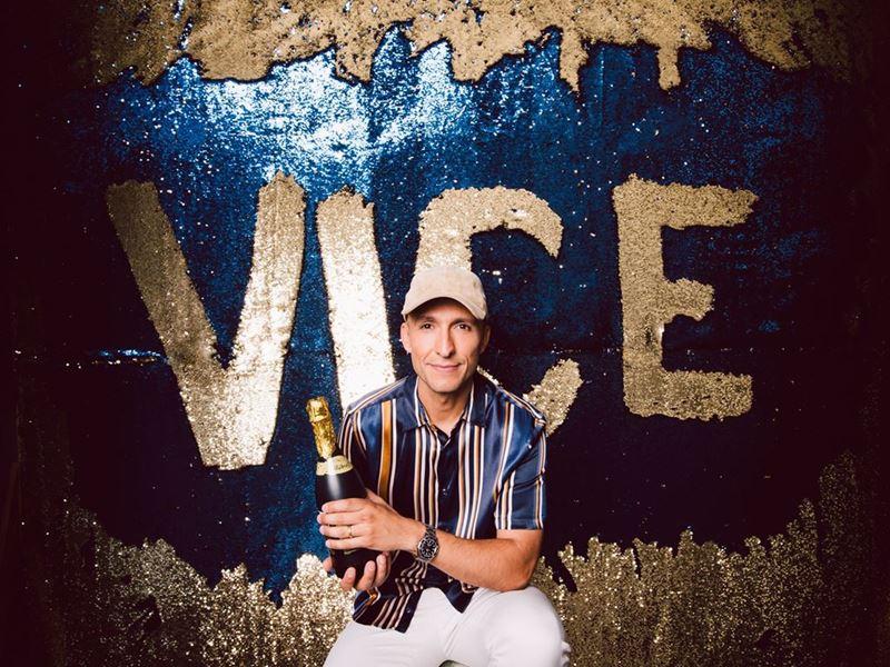 Las Vegas Announces DJ Vice for Kiss Off 2020 Event