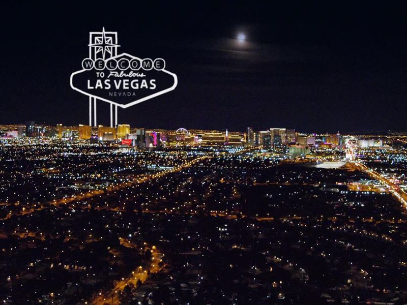 """LAS VEGAS CELEBRATES AN ELECTRIFYING VARIETY OF SPORTS WITH """"THE GREATEST ARENA ON EARTH"""""""