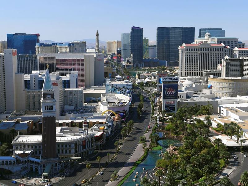 Las Vegas Convention and Visitors Authority Board Approves Sale of Ten Acres of Land on the Las Vega