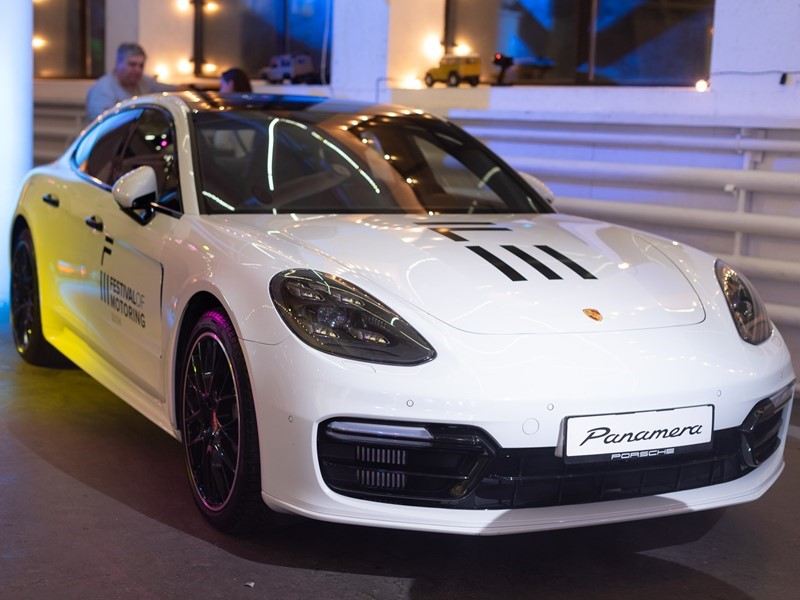 Jump in! A new car festival The Festival of Motoring Sochi was presented in Moscow