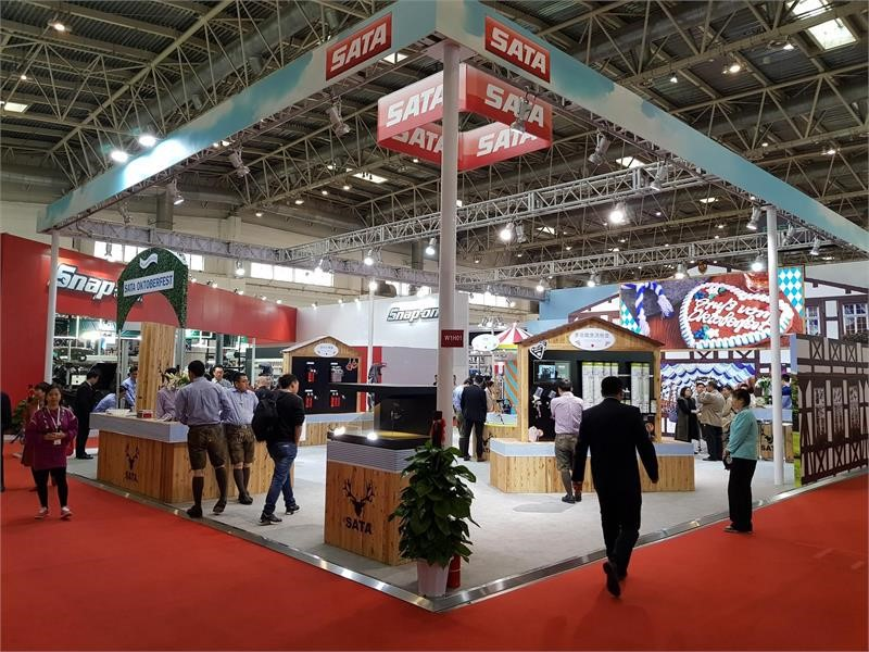 Auto Maintenance and Repair Expo 2019: special product zones and new launches ready for show opening
