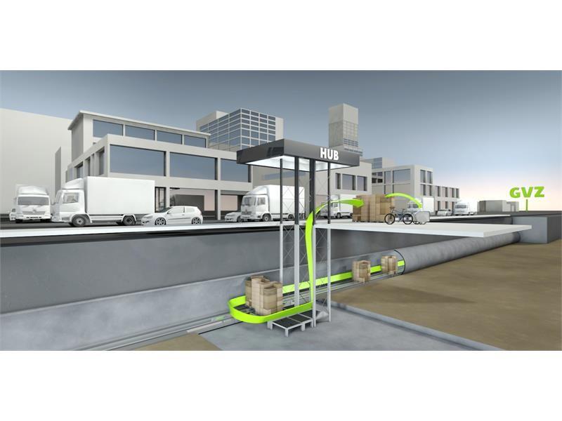 Logistics Start-up: Smart City Loop