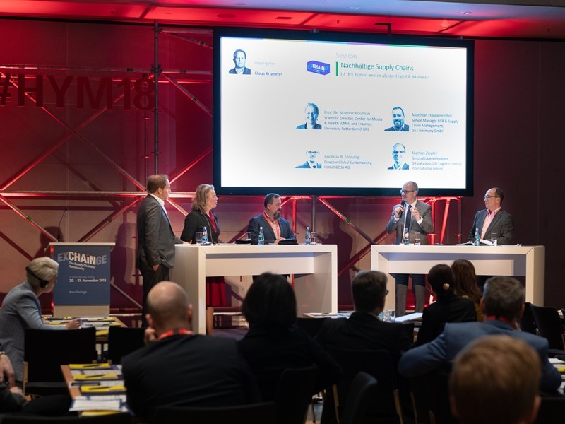 Experts and first movers discuss concepts for tomorrow's mobility and logistics