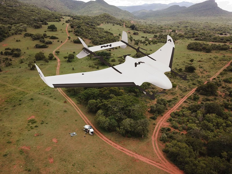 Drones for a better world