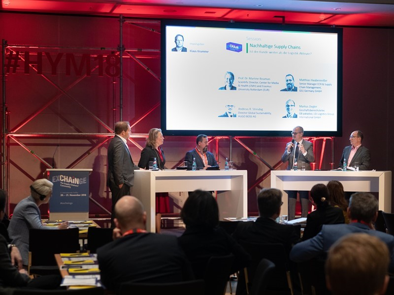 The mobility transition is coming – but how? Hypermotion launches discussion of tomorrow's sustainable mobility and logistics