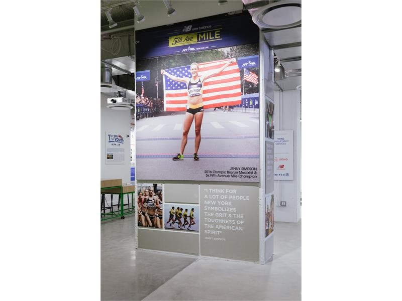 New York Road Runners Launches NYRR RUNCENTER featuring the New Balance Run Hub Conveniently Located