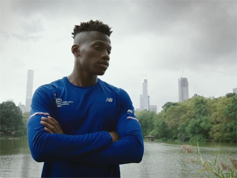"""NEW BALANCE UNVEILS """"ALL ROADS LEAD TO NYC"""" CAMPAIGN FOR THE 2017 TCS NEW YORK CITY MARATHON"""