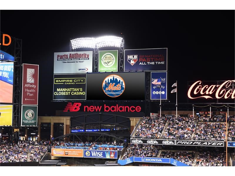 METS AND NEW BALANCE ANNOUNCE NEW