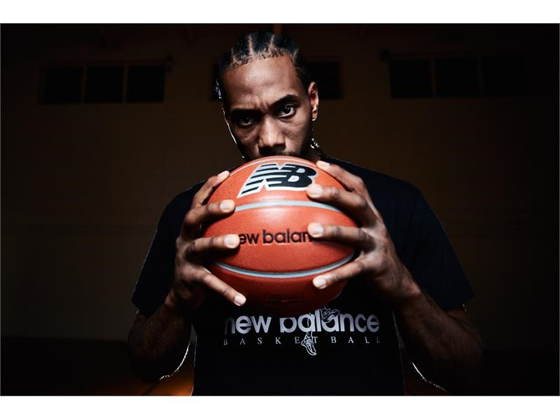 New Balance Declares 'We Got Now'  In New Brand Campaign Featuring Kawhi Leonard