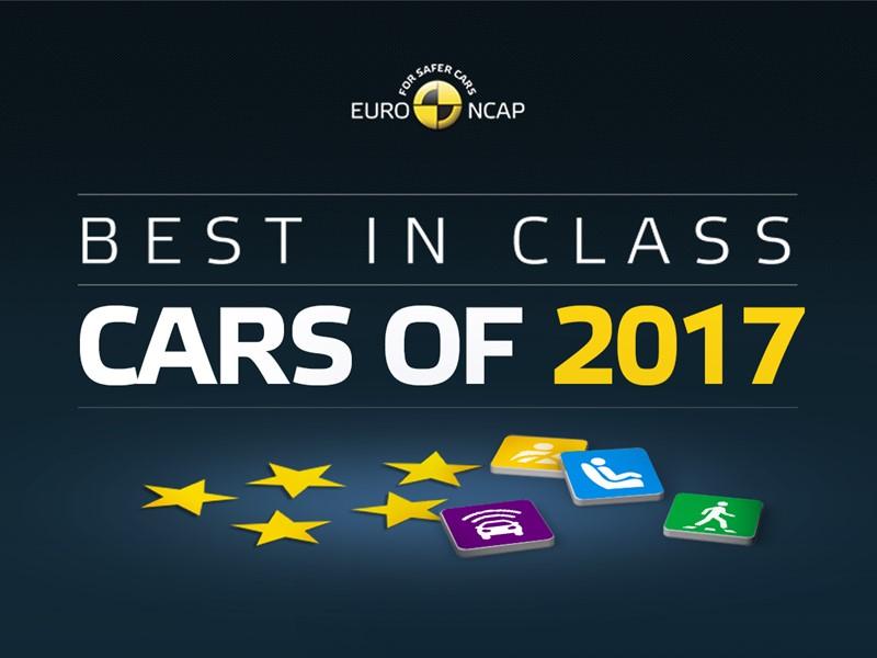 Euro NCAP's Best In Class 2017