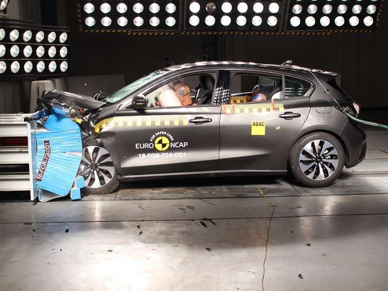 Volvo and Ford keep pace with Euro NCAP's safety challenge