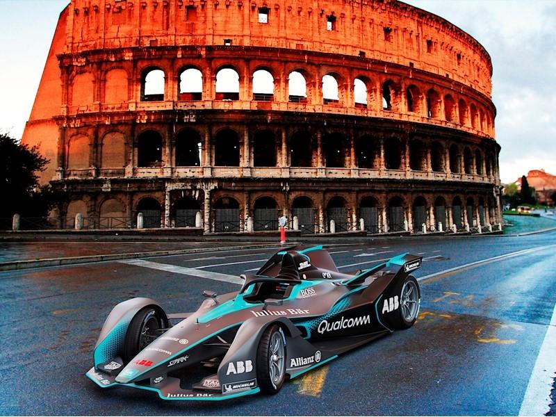 Now official: Porsche's entry into Formula E