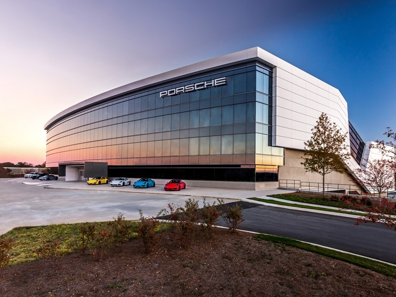 Porsche Digital opens second location in the US