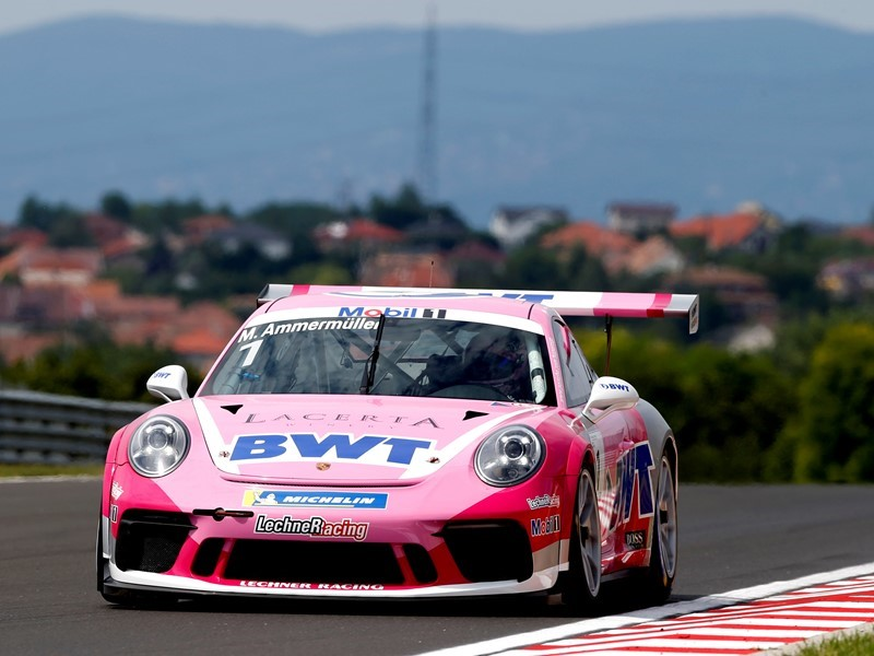 2020 race calendar with Zandvoort debut: Porsche Mobil 1 Supercup features at eight Formula 1 rounds