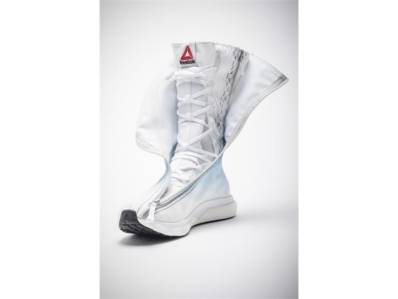 Reebok Creates Revolutionary Space Boot for Astronauts