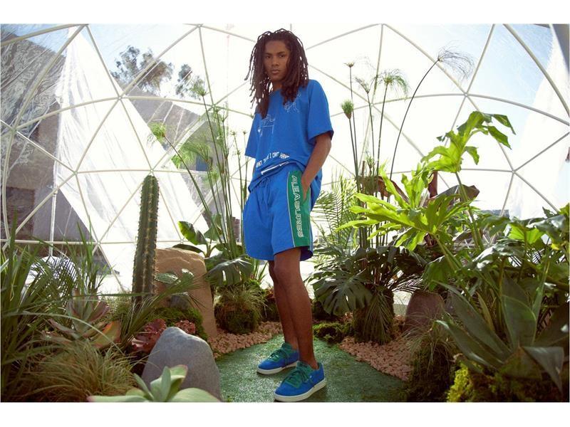 LA発 新鋭ファッションブランド「PLEASURES」と初コラボレーション 80年代と90年代のストリートを彩ったリーボック代表モデルをベースに採用 「Reebok CLASSIC × PLEASUR