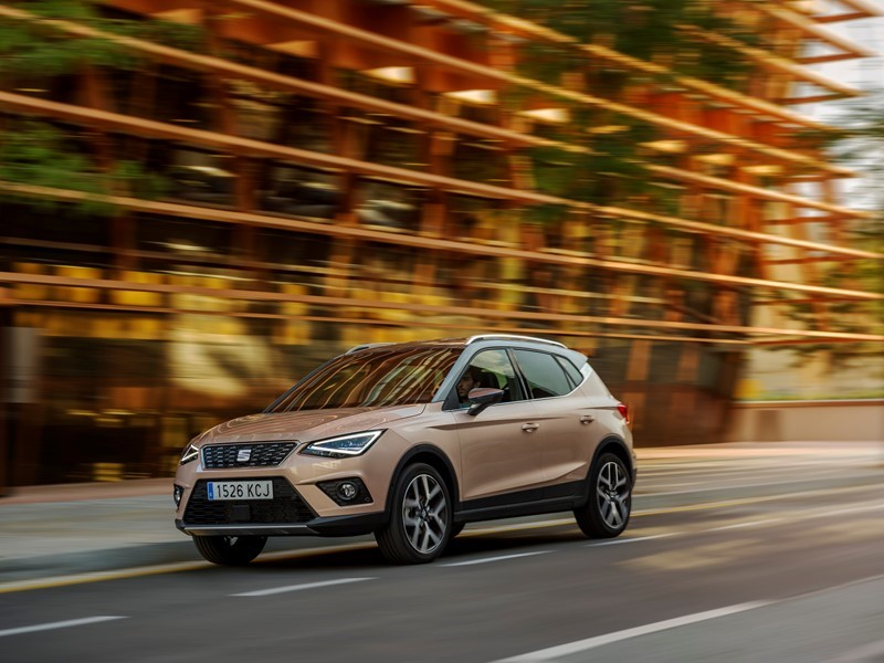 SEAT sales rise by 23.3% in October