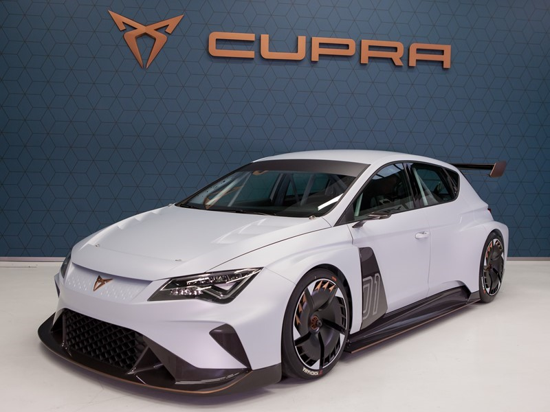 CUPRA e-Racer: This is How an Electric Race Car is Built