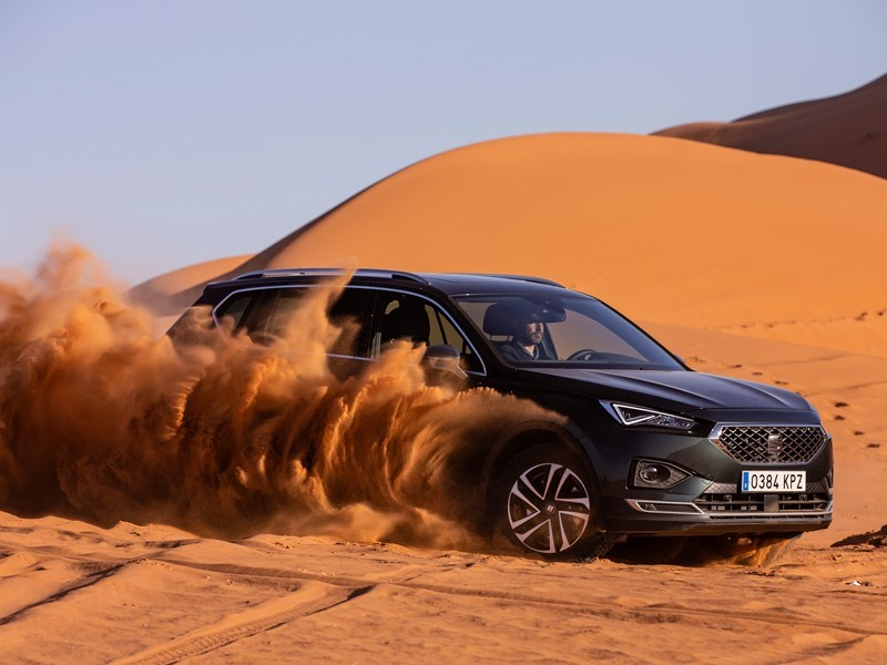 Would you know how to tackle a dune?