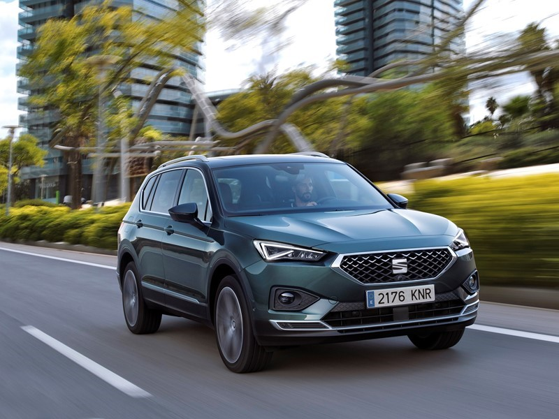 SEAT expands Tarraco line-up with 1.5 litre TSI DSG Front-wheel drive option