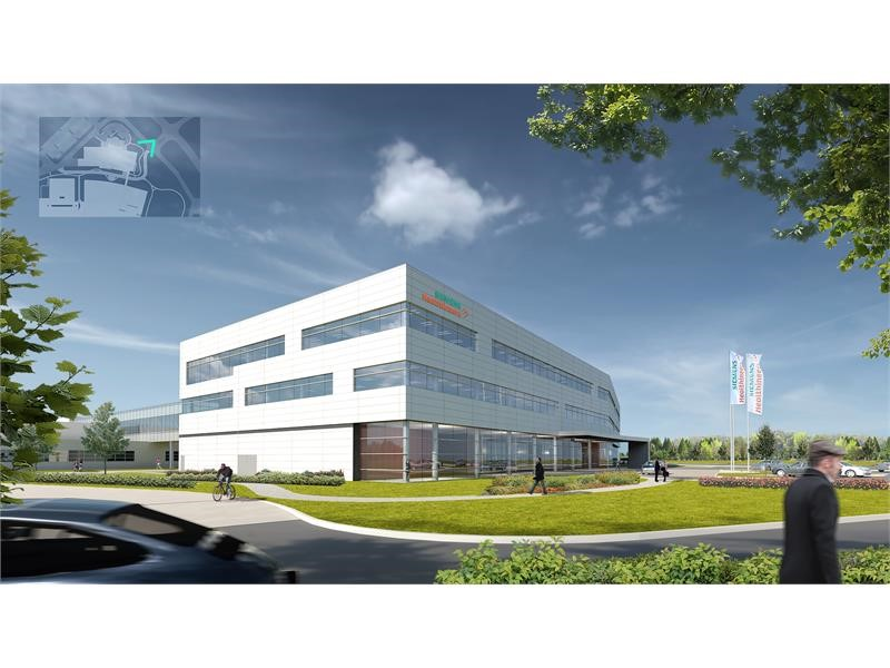 Siemens Breaks Ground in Walpole, Mass., Marks Milestone in its Investment Strategy for Healthcare M