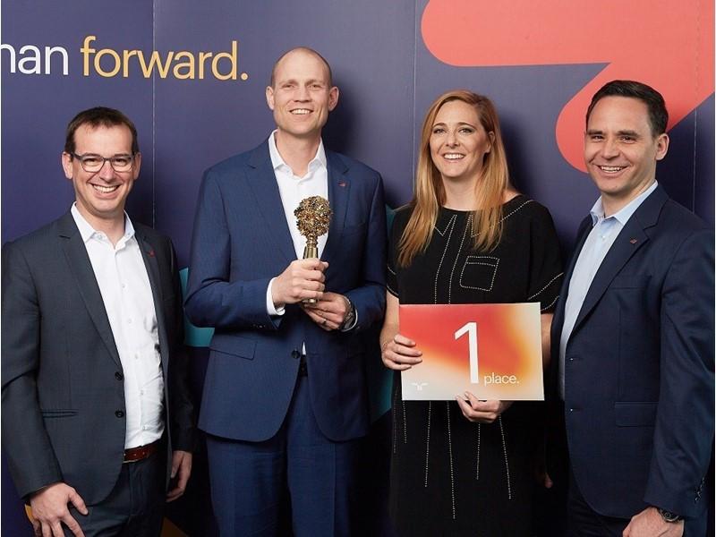 Randstad Award 2019: SWISS ist zum zweiten Mal in Folge attraktivster Arbeitgeber der Schweiz