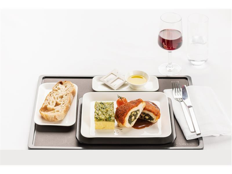 SWISS sert à ses passagers des spécialités culinaires du canton de Vaud à bord