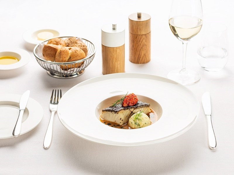 SWISS teams up with 'IGNIV by Andreas Caminada' for its latest inflight cuisine