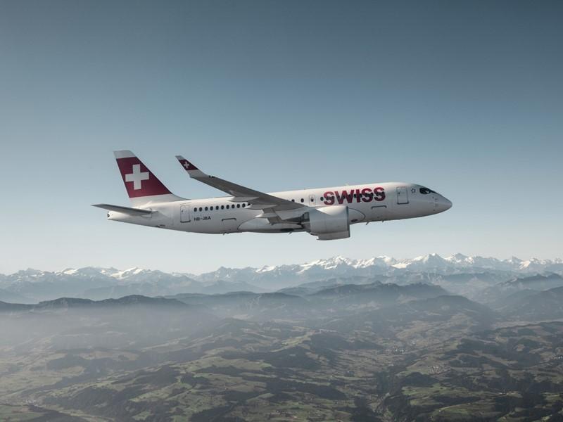 SWISS introduit le «Flightpass» au départ de Genève