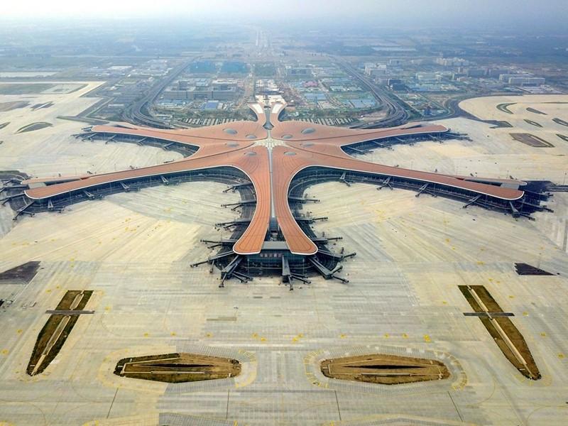 SWISS fliegt neu Beijing Daxing International Airport an